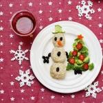 healthy santa snacks